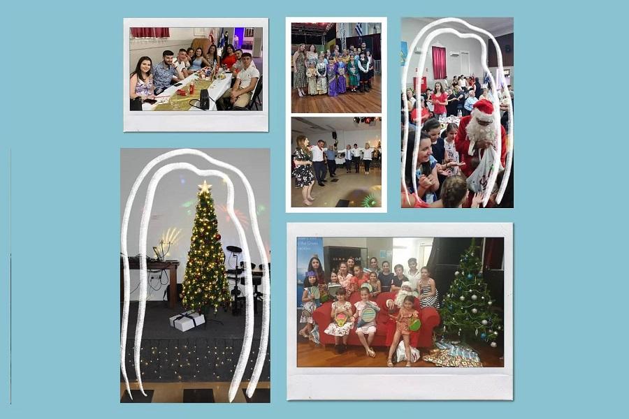 Χριστουγεννιάτικες εκδηλώσεις από Σωματεία της Αυστραλίας