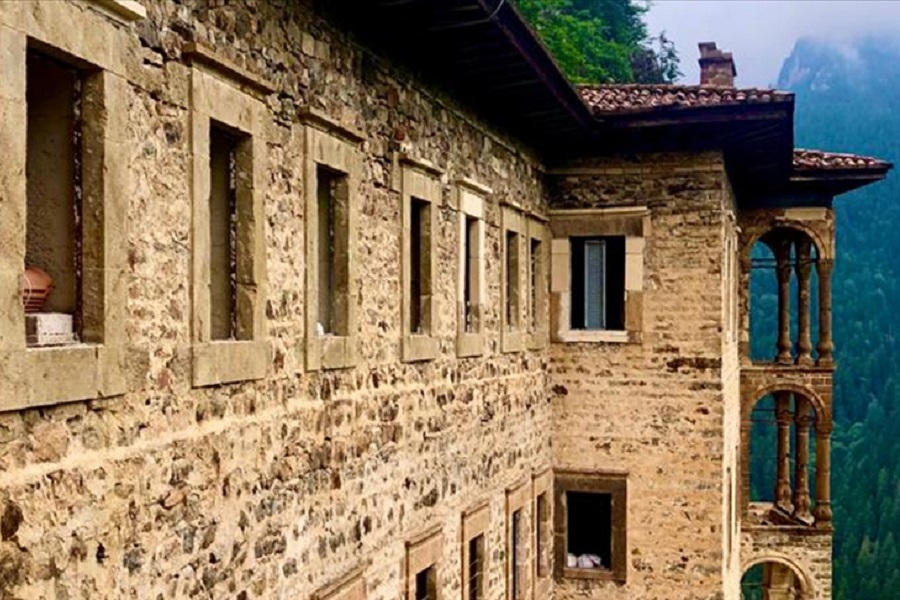 Anadolu: «Τουρκικό μοναστήρι» η Παναγία Σουμελά