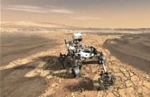 NASA: Προσεδαφίστηκε το «Perseverance» στον Άρη