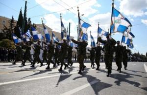 200 χρόνια από την ελληνική επανάσταση: Καρέ–καρέ η ιστορική παρέλαση