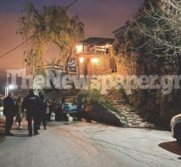 Μακελειό με δύο νεκρούς στη Μακρινίτσα