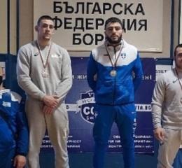 Χρυσός ο Παγκαλίδης, 5 ελληνικά μετάλλια στη Βουλγαρία