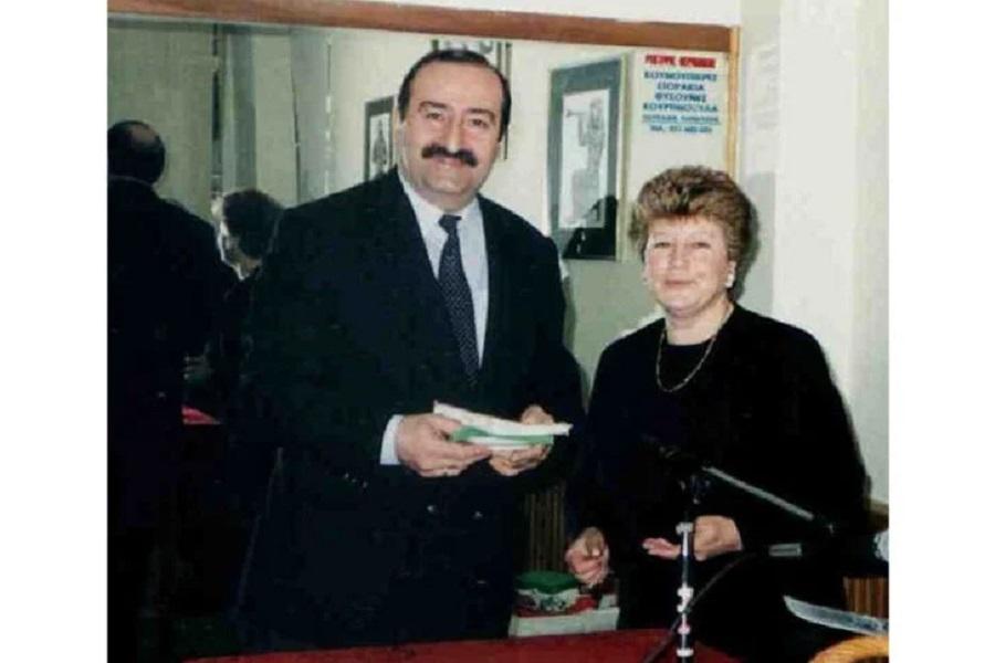Πέθανε ο Παναγιώτης Κυνηγόπουλος — Πένθος στην ποντιακή κοινότητα και την επιστήμη της νομικής.