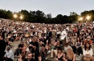 Lockdown: Ανοίγουν σήμερα τα θέατρα σε υπαίθριους χώρους