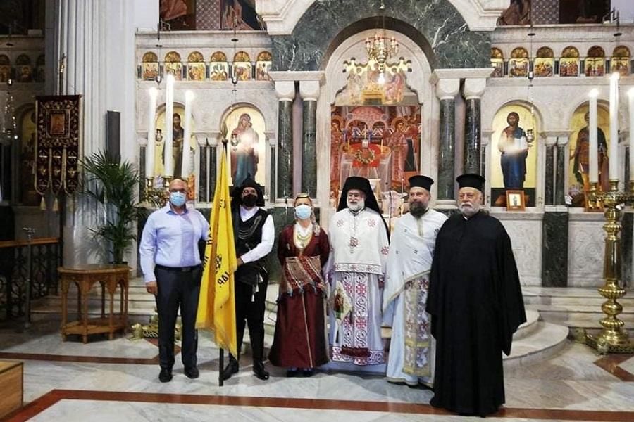 Το Ηράκλειο Κρήτης τίμησε τα θύματα της Γενοκτονίας (φωτο)