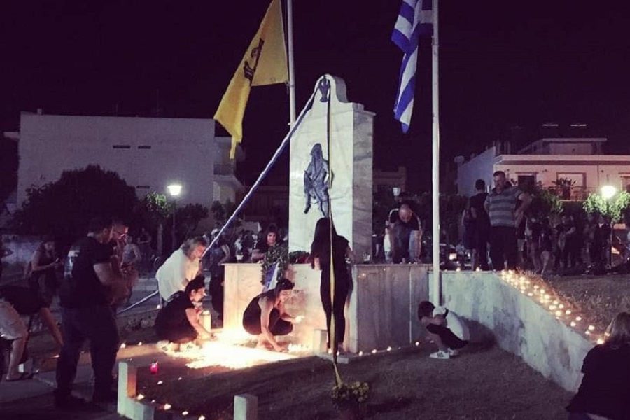 Η φλόγα του Πόντου στις Αχαρνές ― Πεταλιές γεμάτες μνήμες, βήματα γεμάτα αγώνες