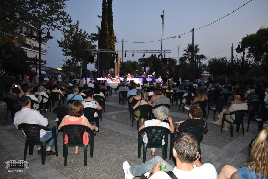 Ήχησαν ξανά ποντιακοί σκοποί στις Τζιτζιφιές χάρη στην «Παναγία Γουμερά» (φωτό , βίντεο)