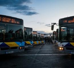 Απεργία την Τετάρτη: Πώς θα κινηθούν τα Μέσα Μεταφοράς