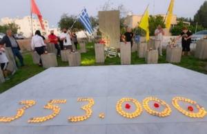 Η Πάφος τίμησε τα θύματα της Γενοκτονίας