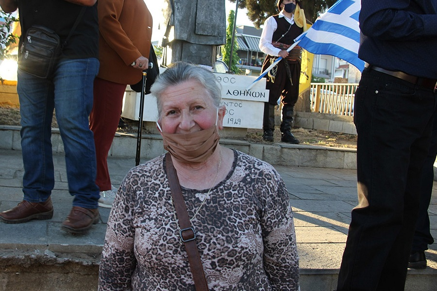 Η Ελένη Ασμανίδου θυμάται την Πόντια γιαγιά της