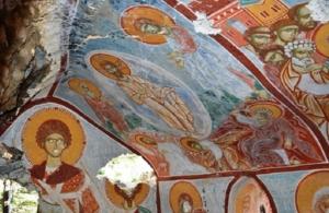 Μπάζα στην Παναγία Σουμελά προκαλούν έντονες αντιδράσεις