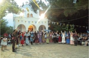 Χωρίς πανηγύρι, αλλά με ποντιακά εδέσματα ο εορτασμός της Αγίας Μαρίνας στο Θρυλόριο