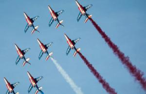 Δυναμικό «παρών» στην Athens Flying Week 2021 έδωσαν οι ελληνικές Ένοπλες Δυνάμεις