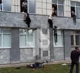 Ρωσία: Πανικός σε πανεπιστήμιο από επίθεση ενόπλου