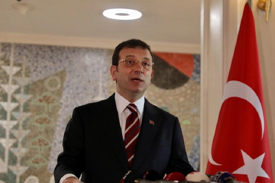 Εκρέμ Ιμάμογλου: Στην Αθήνα σήμερα το «αντίπαλο δέος» του Ερντογάν