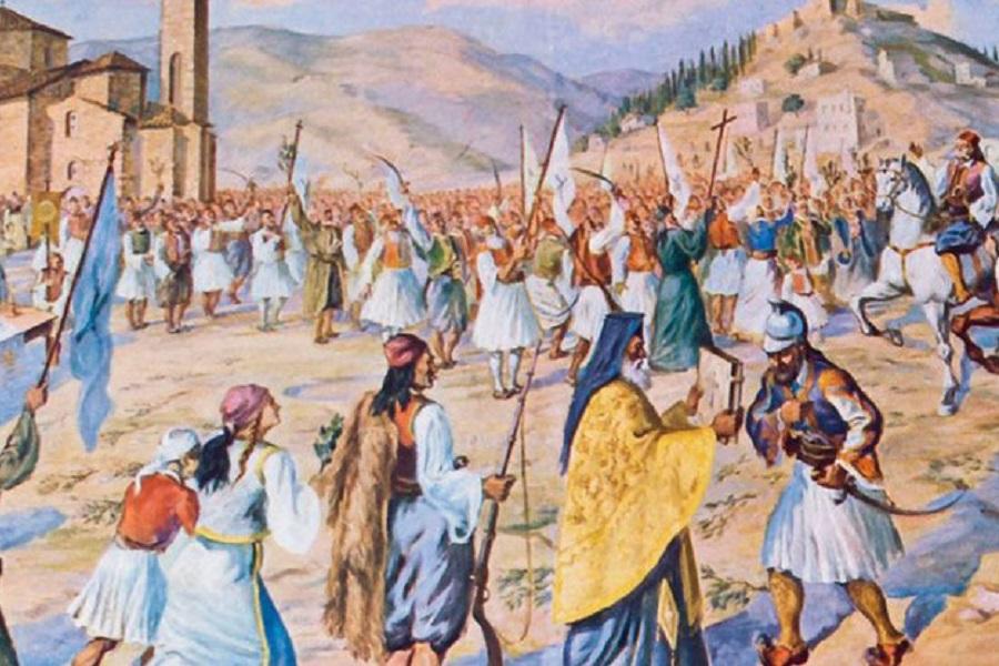 Συμμετοχή του ΣΠοΣ Ν. Ελλάδος & Νήσων σε εκδήλωση για την Μάχη της Πέτρας στη Λειβαδιά