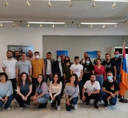 Πραγματοποιήθηκε το 72ο συνέδριο της Αρμενικής Νεολαίας Ελλάδος