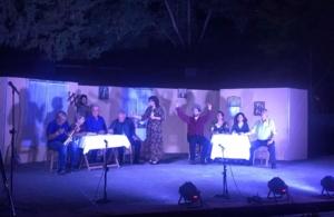 Η θεατρική ομάδα των «Αργοναυτών» Κιλκίς «κατέκτησε» την Κρύα Βρύση
